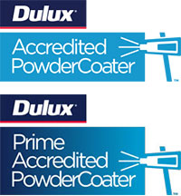accredited powder coater